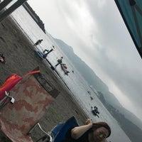 Photo taken at うみえーる長浜 by こころ on 8/14/2017
