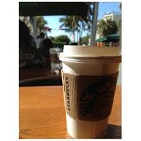 Photo taken at Starbucks by Muay S. on 3/27/2013