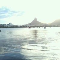 Photo taken at Parquinho Da Lagoa by Morris A. on 10/12/2013