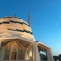 8/16/2018 tarihinde Gülsüm İ.ziyaretçi tarafından Marmara İlahiyat Vakfı Camii'de çekilen fotoğraf