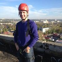Photo taken at RopeJumping на Зеленодольской by Александр Д. on 10/6/2013