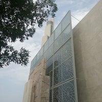 Photo taken at Abdulrahman Saddik Mosque by Khaled B. on 8/23/2013