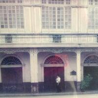 Photo taken at Bernardino-Jalandoni House Museum by Tristan on 5/3/2013