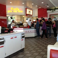 Photo taken at In-N-Out Burger by Sam S. on 11/3/2012