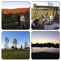 Photo taken at Eaglewood Golf Course by Shah B. on 10/18/2013