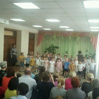 Photo taken at Детский сад №110 by Серега on 4/30/2013