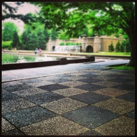 Photo taken at Meridian Hill Park by Michael C. on 5/12/2013
