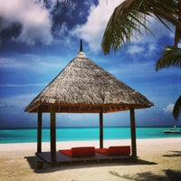 Photo taken at Club Med Kani by Catherine on 9/14/2013