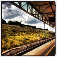 Photo taken at Platform 6 by Adam B. on 7/26/2013