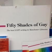 Das Foto wurde bei Chorlton Library von Adam B. am 11/29/2012 aufgenommen