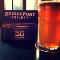 Photo taken at BridgePort Brew Pub by Alethea S. on 6/12/2014