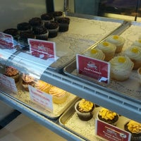 Photo taken at Sugar Mama's Bakeshop by Tiff T. on 3/2/2013