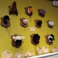 Photo taken at Paxton Gate's Curiosities for Kids by Tiff T. on 12/22/2012