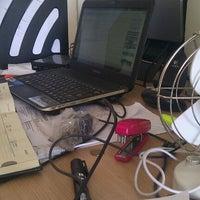 Photo taken at stupid work by Maxim K. on 9/19/2012