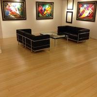 Photo taken at Winston Gallery by John H. on 3/1/2014