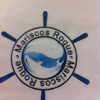 Photo taken at Mariscos Roque by Norma on 2/9/2013