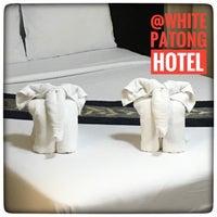 Photo taken at @ White Patong Hotel by Azaruddin Azral on 2/2/2017