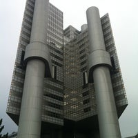 Photo taken at UniCredit UBIS by Tom on 10/24/2012