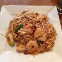 Photo taken at Pepper Sky's Thai Sensation by andrew s. on 1/10/2014