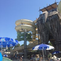 6/18/2013 tarihinde Anny A.ziyaretçi tarafından Troy Aqua Park'de çekilen fotoğraf