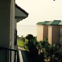 Photo taken at Beach Club Hotel Saint Simons Island by Catherine Deanne B. on 9/6/2015