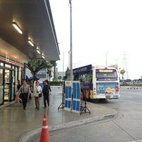 Photo taken at Megabangna Shuttle Bus Terminal by Peerapong A. on 5/23/2013