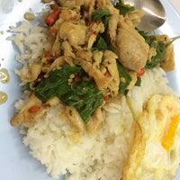 Photo taken at นายล้านอาหารตามสั่ง by Peerapong A. on 3/15/2014