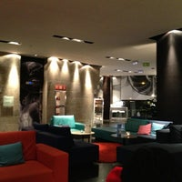 Photo taken at Novotel Barcelona City by Peerapong A. on 3/14/2013