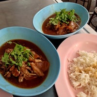 Photo taken at เจริญเเสงขาหมู by Peerapong A. on 2/11/2013