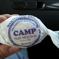 Photo taken at Panaderia Camp by Maria R. on 10/6/2012