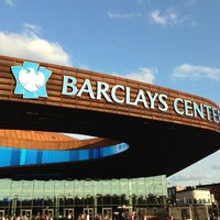 Photo taken at Barclays Center by Jesse N. on 7/24/2013