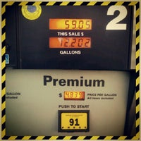 Photo taken at 76 Gas Station by Abraham U. on 10/6/2012