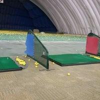 Photo taken at Markham Golf Dome by David H. on 4/16/2017