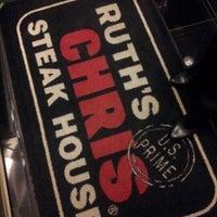 Photo taken at Ruth's Chris Steak House by David H. on 11/27/2012