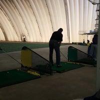 Photo taken at Markham Golf Dome by David H. on 2/20/2017