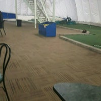 Photo taken at Markham Golf Dome by David H. on 4/17/2017