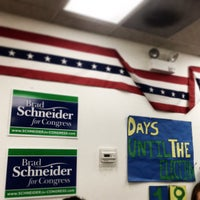 Photo taken at Schneider For Congress by Wesley K. on 10/16/2014