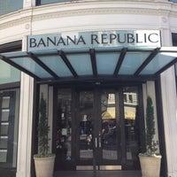 Photo taken at Banana Republic by Lynnette F. on 10/28/2012