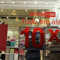 Photo taken at Artex Outlet by Fátima D. on 12/9/2017