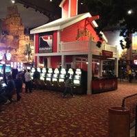 Photo taken at Wild Wild West Casino by Joyce on 10/22/2012
