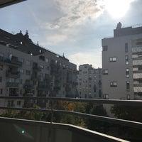 Photo taken at STUWO Vorgartenstraße by Christophe d. on 10/1/2017