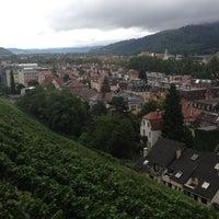 Снимок сделан в Greiffenegg Schlössle Restaurant пользователем Todd G. 9/8/2013