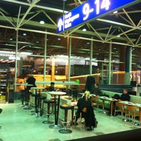 Photo taken at Terminal 2 by Tuomas G. on 2/6/2013