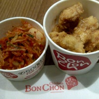 Photo taken at BonChon Chicken by dindindince on 7/27/2013