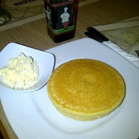 Photo taken at The Pancake Parlour by dindindince on 4/30/2014