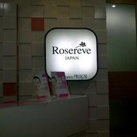 Foto diambil di Rosereve Japan by Esthetic Melrose oleh dindindince pada 5/9/2013