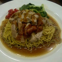 Photo taken at Eaton | Ah Mei Cafe | Sen Ju by dindindince on 8/7/2013