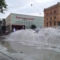 Das Foto wurde bei Ernst-August-Galerie von Lars am 7/31/2013 aufgenommen