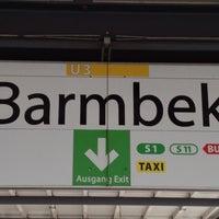 Photo taken at S+U Barmbek by Lars on 9/10/2013