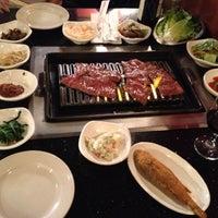 11/3/2012에 Girish님이 Shilla Korean Barbecue에서 찍은 사진
